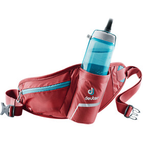 Deuter Pulse 1 Hip Bag cranberry
